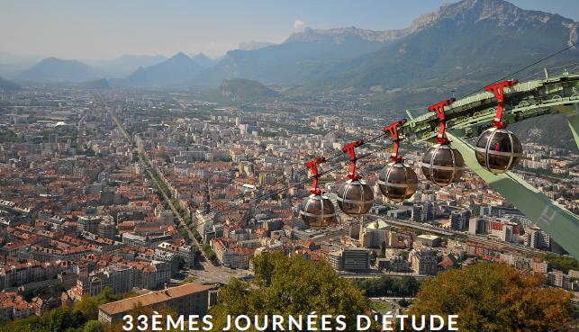 Journées d'étude 2019 – Grenoble (Isère)