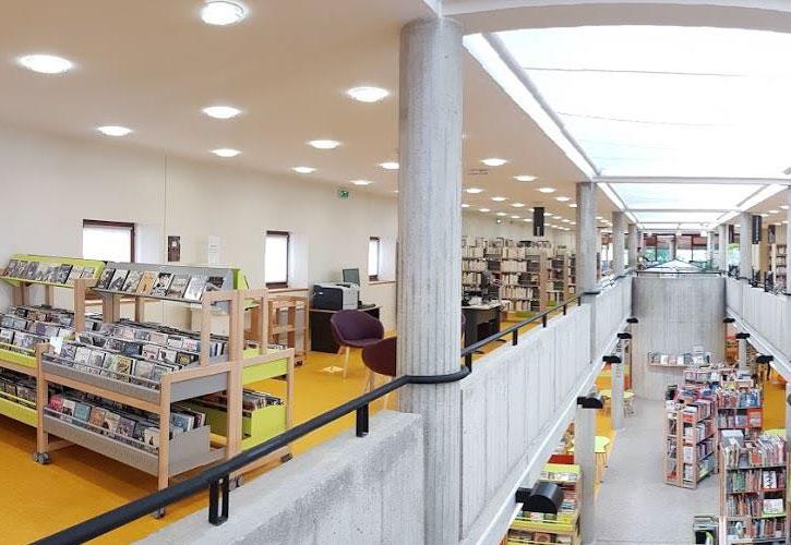 Diagnostic Immobilier des Bibliothèques Départementales en 2019